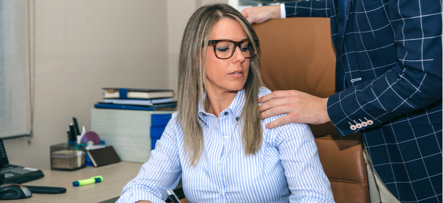 workplace sexual harassment quid pro quo