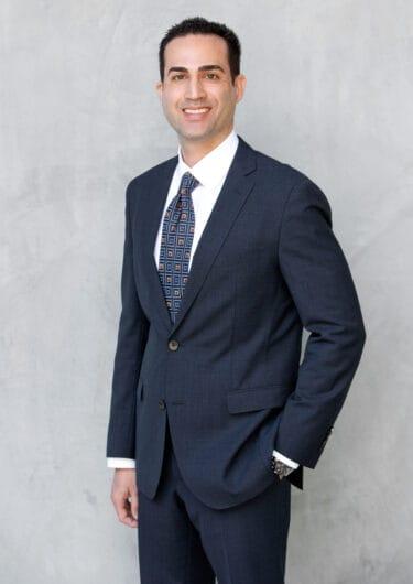 Los Angeles attorney Elan N. Stone.